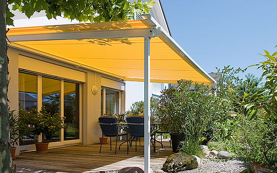 Pergola Amp Patio Awnings Sun Protection With Stobag
