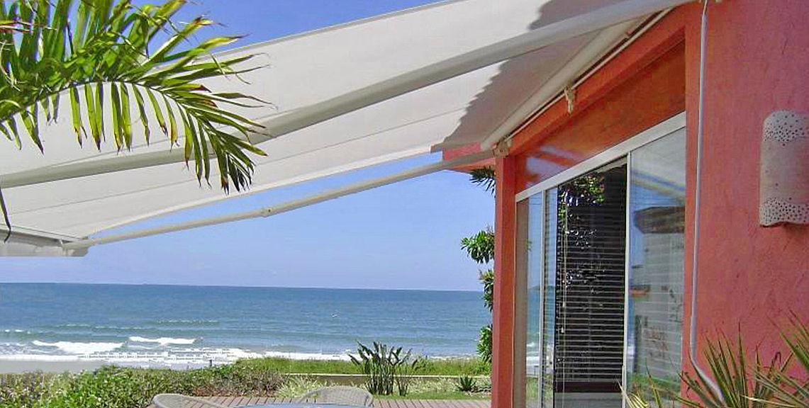 Open awnings - SELECT S8135 | Sun Protection and Weather Protection with STOBAG