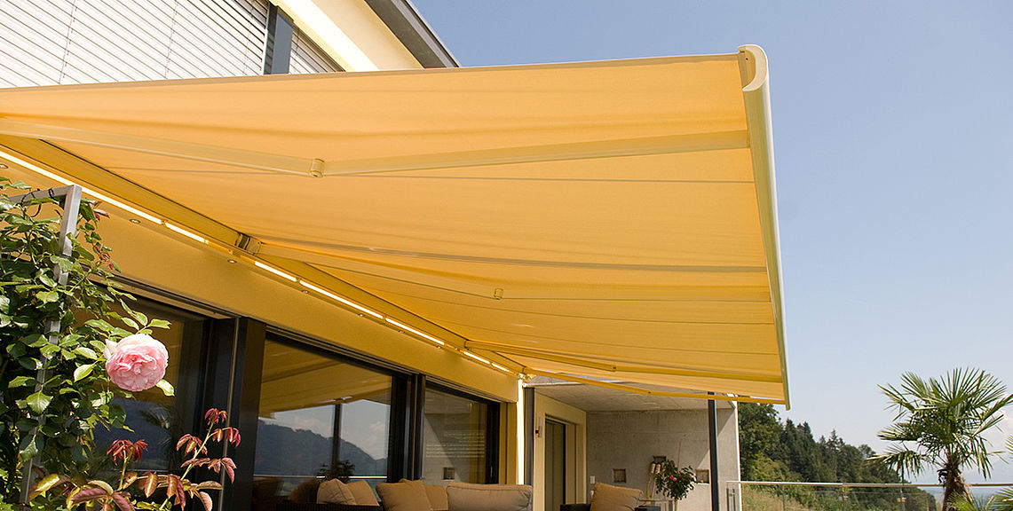Box Awnings Sun Protection With Stobag