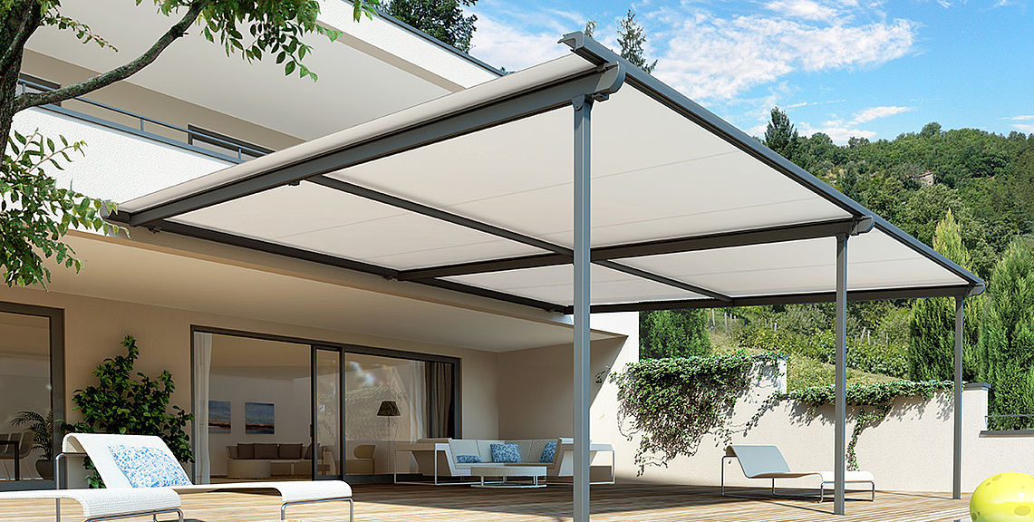 Pergola Patio Awnings