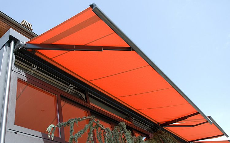 Box awnings MESABOX S9170 by STOBAG