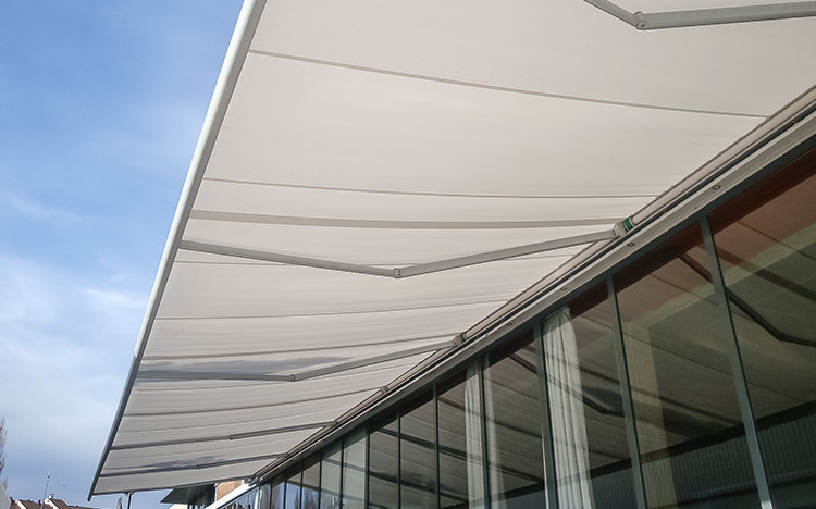 Box awnings RESOBOX BX8000 by STOBAG
